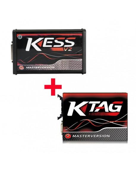 KESS V2 + KTAG